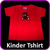 Kinder T'shirt mit Stickerei