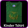 Kinder T'shirt mit Strassmotiv