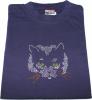 T'shirt mit Katze